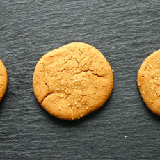Gingernut Cookie Biscuit Recipe