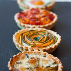 Savoury Savoury Tartlets Recipe