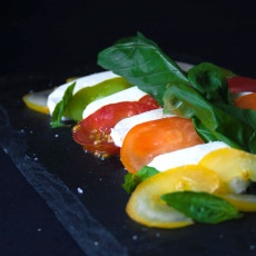 Caprese Salad Tomato Mozzarella Recipe