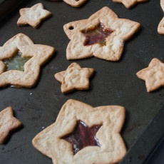 Stained Glass Cookie Recipe