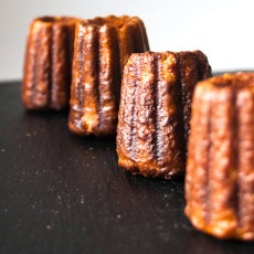 Caneles de Bordeaux Recipe