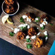 Recipe Onion Bhaji